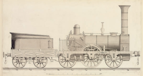 Robert Stephenson & Co. design