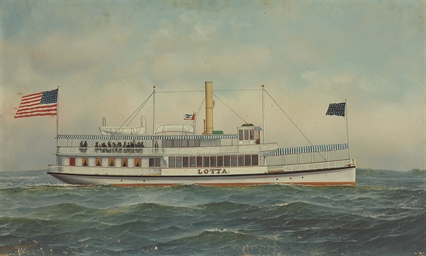 The Steamship Lotta