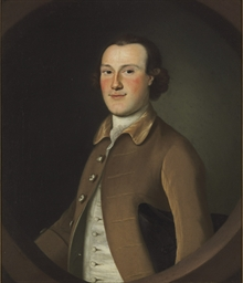 Portrait of Woodbury Osborne