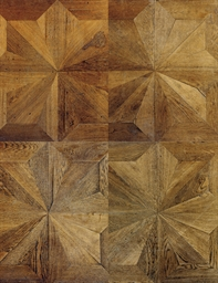 A NORTH EUROPEAN PARQUETRY FLO
