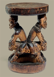 A Cameroon Grassfields Stool