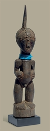 A Songye Standing Male Figure