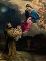 The Vision of Saint Francis