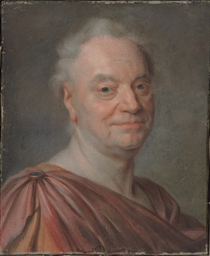 Portrait of Prosper Jolyot de