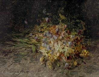 Ein Wildblumenstrauss (A spray