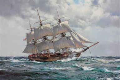 'HMS Endymion'