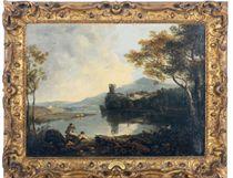 Llyn Peris and Dolbadarn Castle, Wales