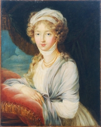 Portrait of Grand Duchess Elis