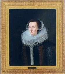 Portrait of a noblewoman, age