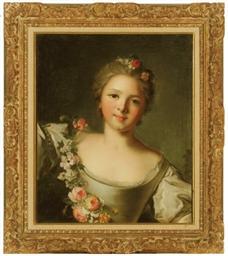 Portrait of Françoise-Renée de