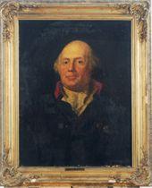 Portrait of King Friedrich Wilhelm II of Prussia