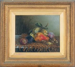 Stil llife of fruit