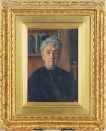 Portrait of Lavinia Vail Herri
