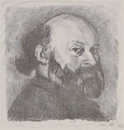 Portrait de Cézanne (Roger-Mar
