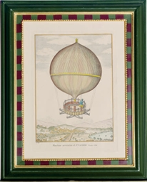 Hot Air Balloons: Four Works