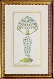 Decorative Table Lamps: and tw