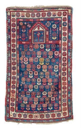 A SOUTH CAUCASIAN PRAYER RUG,