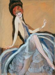 La Danseuse Diane Belli