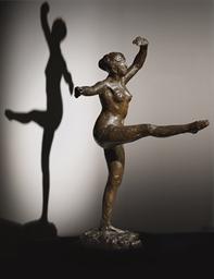 Danseuse, position de quatrièm