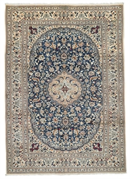 A Nain carpet