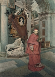 A cardinal about his duties