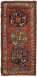 An antique Chondzoresk rug