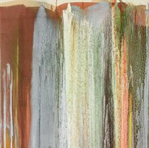 Untitled (Pour Painting)