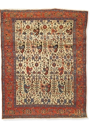 A BAKSHAISH CARPET, NORTH-WEST