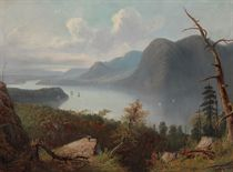 View of West Point, New York