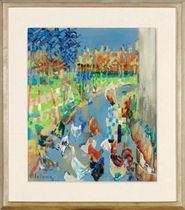 Pierre Lelong (French, 1908-1984)