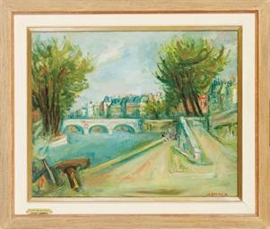 Pont St. Michel, Paris