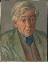 Portrait of Abraham Walkowitz