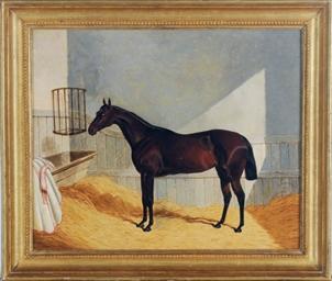 The Race Horse Parasol