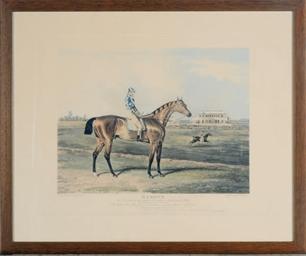 [Race Horses]: Five Plates