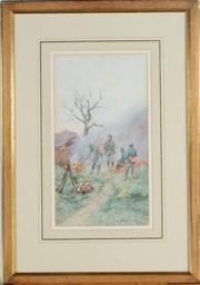 23rd Battalion, Alpine Chasseu
