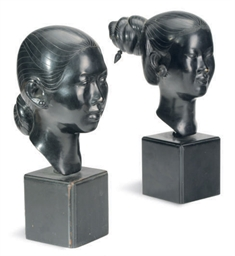 Indonesian beauties: two Sculp