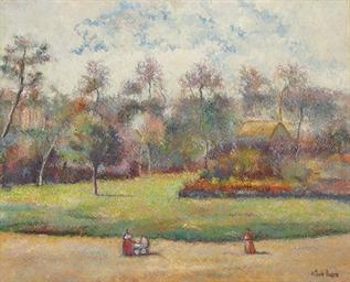 Le jardin de Carisy
