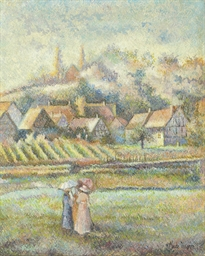Promenade aux Vienes, en Alsac