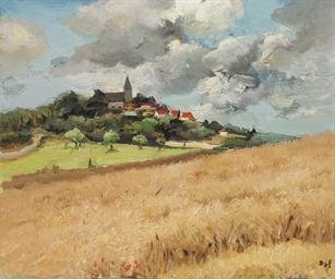 Village de Saint Rémy l'Honoré
