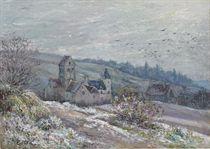 L'église de Jouy le Comte