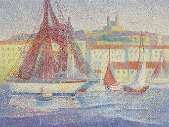 Fregates à Marseille