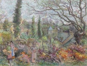 Le manor de Criqueboeuf