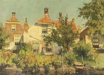 Huisjes te Rijswijk: houses al