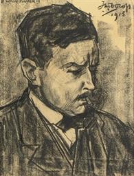 Portrait of Willy Sluiter