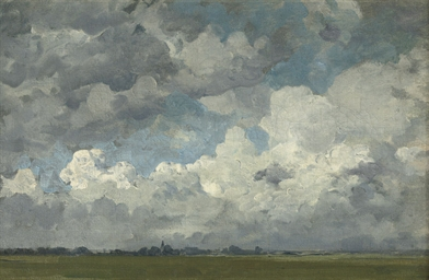 Clouds over Hattem