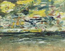Colourful seascape