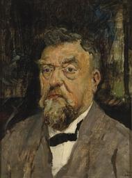 A portrait of a gentleman