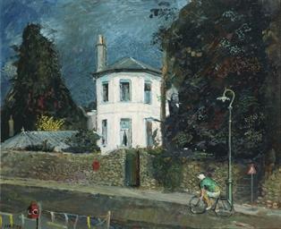 De eenzame fietser: the lonely