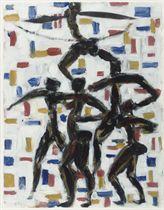 Nubische Dans - Nubian Dance