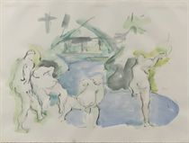Untitled - Bathers